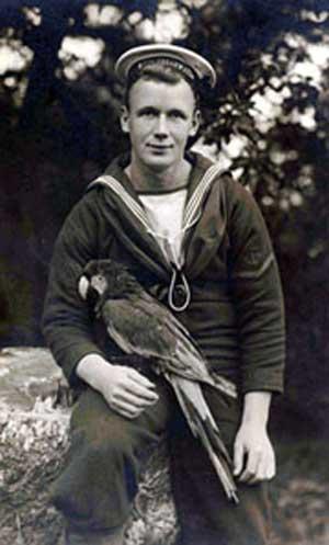 sailors parrot