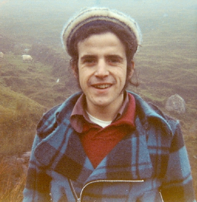 edenbray in 1973 - up in Scotland, my favourite country with the possible exception of Italia